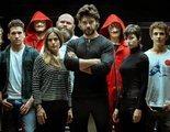 Netflix confirma el rodaje de la cuarta temporada de 'La casa de papel'