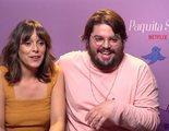 Brays Efe: 'Íbamos en un taxi Terelu, Josh Hutcherson y yo, esa es la fantasía de 'Paquita Salas''