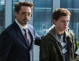 'Spider-Man: Lejos de casa': Así ha guardado Tom Holland el contacto de Robert Downey Jr. en su móvil