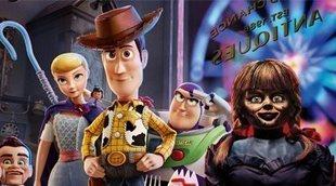 'Toy Story 4' continúa liderando la taquilla de Estados Unidos
