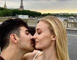 Así fue la segunda boda de Joe Jonas y Sophie Turner en Francia