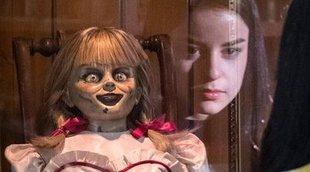 Un espectador muere mientras veía 'Annabelle vuelve a casa'