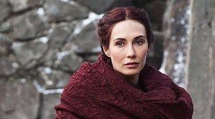 """Carice van Houten (Melisandre) dice que los desnudos de 'Game of Thrones' eran """"abrumadores"""""""