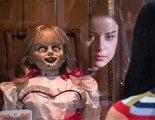 'Annabelle vuelve a casa': La hija de los Warren habla sobre la muñeca real en esta featurette exclusiva