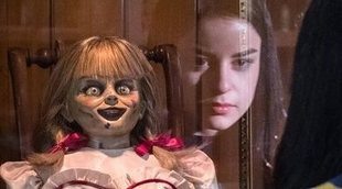 La verdadera Judy Warren en esta featurette exclusiva de 'Annabelle 3'