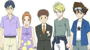 Así son los Niños Elegidos en versión adultos en la película de 'Digimon'