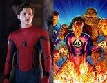 'Spider-Man: Lejos de Casa' podría haber presentado a los Cuatro Fantásticos con este easter egg