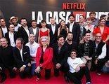'La casa de papel': Así fue la première en Madrid de una temporada que promete ser 'más grande'