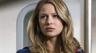Supergirl cambia de traje en la quinta temporada