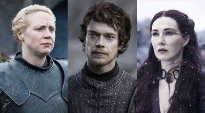 Tres actores de 'Juego de Tronos' presentaron su propia candidatura a los Emmy