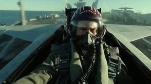 Tom Cruise presenta por sorpresa el primer tráiler de 'Top Gun: Maverick'