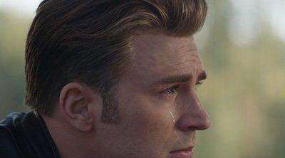 Casi vemos a Thanos con la cabeza del Capitán América en la mano