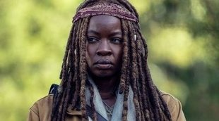 Danai Gurira se emociona en su adiós a 'The Walking Dead'