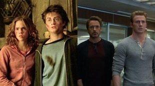 Así fue como 'Harry Potter' inspiró a 'Vengadores: Endgame'