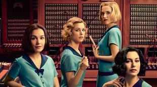 Maggie Civantos y Nadia de Santiago sobre  la T4 de 'Las chicas del cable'