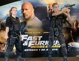 'Fast & Furious: Hobbs & Shaw': Así es el trabajo de los especialistas en las escenas de acción