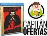 Las mejores ofertas en DVD y Blu-ray: 'V de Vendetta', 'Wonder Woman' y 'Supergirl'