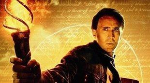 Nicolas Cage intentó encontrar el Santo Grial