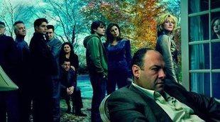 El hijo de James Gandolfini ve 'Los Soprano' por primera vez