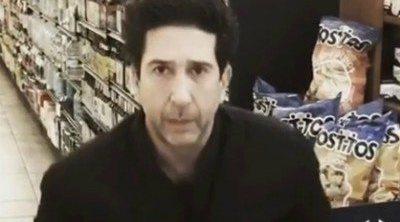 Nueves meses de cárcel para el doble de David Schwimmer ('Friends')