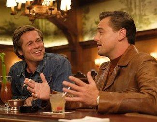 Díaz Ayuso es la prima de Brad Pitt en este montaje viral con DiCaprio y Tarantino