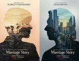 'Historia de un matrimonio': Scarlett Johansson y Adam Driver se separan y Netflix lo cuenta en dos tráilers