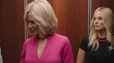 'Bombshell': Nicole Kidman, Margot Robbie y Charlize Theron se enfrentan a un escándalo en el primer tráiler