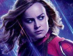 Brie Larson cumple su palabra y empuña el Mjölnir