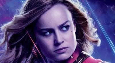 Brie Larson consigue levantar el martillo de Thor y Natalie Portman reacciona