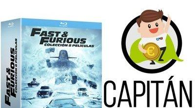 Las mejores ofertas en DVD y Blu-ray: 'Fast & Furious', 'Venom'