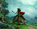 D23 Expo: Disney presenta a su nueva princesa asiática en 'Raya and the Last Dragon'
