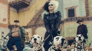 Primera imagen de Emma Stone en 'Cruella'