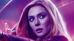 La Bruja Escarlata clásica aparece en el primer póster de 'WandaVision'