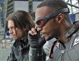 'The Falcon and the Winter Soldier': El primer póster muestra a Bucky con look renovado
