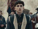 'The King': Netflix sienta a Timothée Chalamet en el trono en su primer tráiler