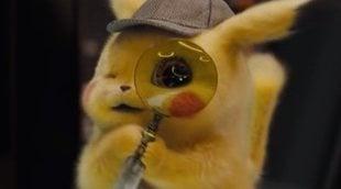 Ryan Reynolds se convierte en 'Detective Pikachu' en este clip exclusivo