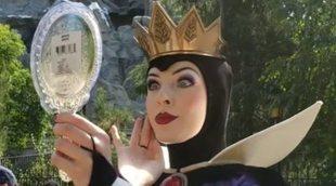 La Reina Malvada de 'Blancanieves' de Disneyland arrasa en redes