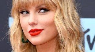 Taylor Swift y una película de Netflix se inspiran mutuamente, sin saberlo
