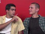 'Élite': Omander (Omar Ayuso y Arón Piper) nos cuentan su encuentro más loco con un fan