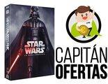Las mejores ofertas en DVD y Blu-ray: 'Star Wars', 'El Libro de la Selva' y 'Velvet'
