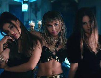 'Los Ángeles de Charlie' lanza tema con Miley Cyrus, Ariana Grande y Lana del Rey