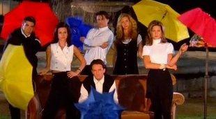 ¿Cómo acabaron los actores de 'Friends' en la fuente?