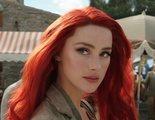 Amber Heard ('Aquaman') defiende su polémico topless en Instagram tras los comentarios negativos