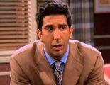 'Friends': Este icónico momento de Ross fue una equivocación real de David Schwimmer