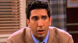 El icónico momento de Ross en 'Friends' fue una equivocación real