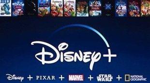 Todas las películas y series disponibles en Disney+ desde el primer día