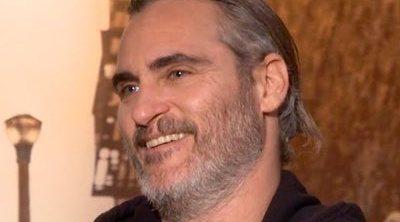 Joaquin Phoenix abandona una entrevista de 'Joker' tras una polémica pregunta
