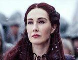 'Juego de tronos' : Carice van Houten improvisó la escena de la resurrección de Jon Snow