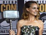 Natalie Portman justifica su regreso en 'Thor: Love and Thunder' y explica su ausencia en 'Thor: Ragnarok'