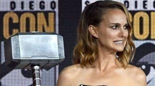 Natalie Portman explica por qué no estuvo en 'Thor: Ragnarok'